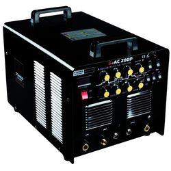 Spawarka S-AC 200P AC DC (spawarka inwertorowa)