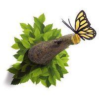 15175 - lampa dziecięca kinkiet 3d butterfly yellow led/3xaa marki Kanlux