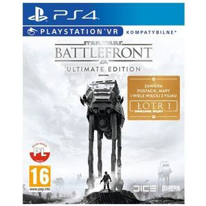 Star Wars Battlefront Ultimate (PS4)