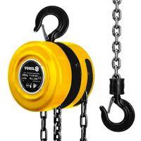 Vorel Wyciągarka łańcuchowa 3000 kg / 80753 /  - zyskaj rabat 30 zł (5906083807534)