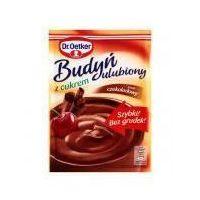 Budyń ulubiony z cukrem smak czekoladowy 80 g Dr. Oetker (5900437025216)