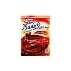 Budyń ulubiony z cukrem smak czekoladowy 80 g Dr. Oetker, kup u jednego z partnerów