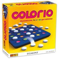 Colorio. Dynamiczna, kolorowa gra rodzinna (5908215002794)