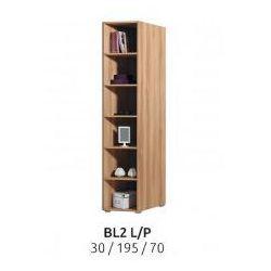 Regał dostawka do szafy Blog BL2 L/P, 1049