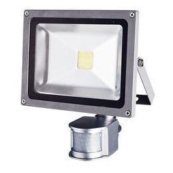 Led reflektor z czujnikiem ruchu tomi mcob/20w - gxls055 marki Greenlux