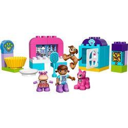 Duplo Klinika 10828 marki Lego - klocki dla dzieci