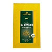 Organiczna kolendra - rozdrobnione liście 5g