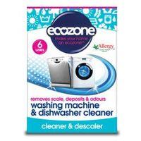 Ecozone Środek do czyszczenia pralek i zmywarek (ECZ02365) Darmowy odbiór w 22 miastach! (5060101530252)