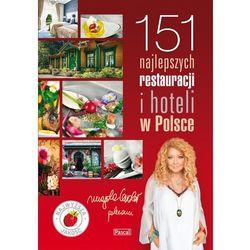 151 Najlepszych Restauracji i Hoteli w Polsce - Dostawa zamówienia do jednej ze 170 księgarni Matras za DARM