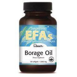 Borage oil 60 miękkich kapsułek / 1000 mg (kapsułki)