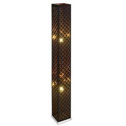 Globo CLARKE Lampa Stojąca Czarny, 2-punktowe - Nowoczesny - Obszar wewnętrzny - CLARKE - Czas dostawy: od 6-10 dni roboczych, 15229S2