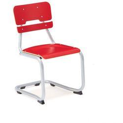 Krzesło dla dzieci legere mini, 350 mm, czerwony marki Aj produkty