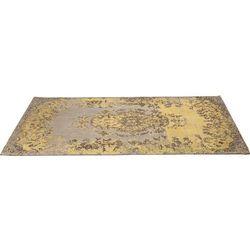 :: dywan kelim żółty 240x170 cm marki Kare design