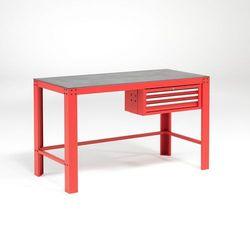 Aj produkty Stół warsztatowy z podwieszoną szafką