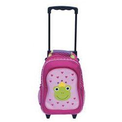 Walizka dziecięca żaba - produkt z kategorii- walizeczki