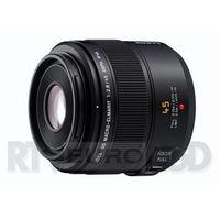 Panasonic  h-es045 45 mm f/2,8 - produkt w magazynie - szybka wysyłka!
