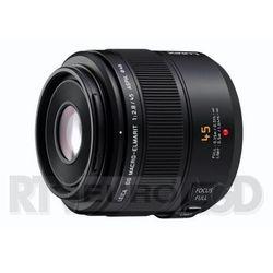 Panasonic H-ES045 45 mm f/2,8 - produkt w magazynie - szybka wysyłka! (5025232537365)