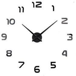 Duży zegar do zawieszenia ścienny zrób to sam diy marki Mondex