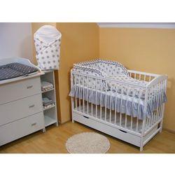 Boboraj łóżeczko niemowlęce z wyposażeniem - zestaw 5 odbierz swój rabat tylko dzisiaj!