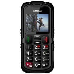 Telefon Maxcom GSM MM 910 BB - Czarny - sprawdź w wybranym sklepie
