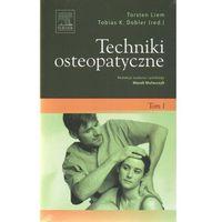 Techniki osteopatyczne Tom 1 (9788376092553)
