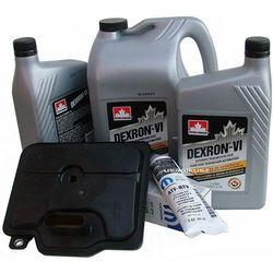 Filtr oraz olej Dextron-VI automatycznej 6-cio biegowej skrzyni 62TE Dodge Journey V6 z kategorii Filtry oleju