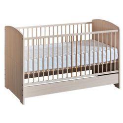 Łóżeczko dziecięce 140x70 - SWEET 2 z kategorii łóżeczka i kołyski