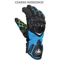 Viking Męskie rękawice narciarskie  racing spectrum niebieskie 9