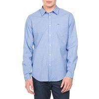 Lacoste Koszula Niebieski XL