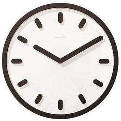 Zegar ścienny Tempo czarny, ac510-1750