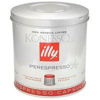 illy 7734, czerwona - Kapsułki espresso, puszka- 21 kapsułek - sprawdź w wybranym sklepie