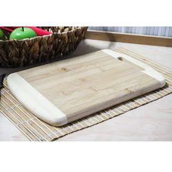 Giardino / home-akcesoria kuchenne Giardino home deska kuchenna bambusowa 31.5 x 21 cm