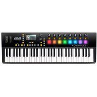 AKAI ADVANCE 61 klawiatura sterująca z kategorii Klawiatury sterujące, MIDI