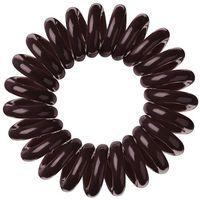 Invisibobble Gumki do Włosów 3 Pak - Chocolate Brown (gumka do włosów)