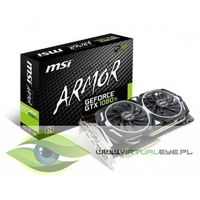 Geforce gtx 1080 ti armor 11gb gddr5x 352bit 2hdmi/2dp/dvi-d marki Msi