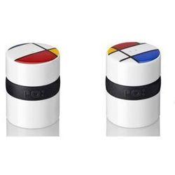 Solniczka i pieprzniczka ring wyprodukowany przez Po: