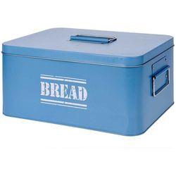 Chlebak metalowy BIN TIN - chlebak z pokrywką, pojemnik na pieczywo