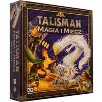 Talisman: magia i miecz - miasto marki Galakta