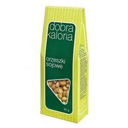 Dobra kaloria Orzeszki sojowe 60g -