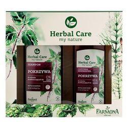 herbal care nettle zestaw kosmetyków i. od producenta Farmona