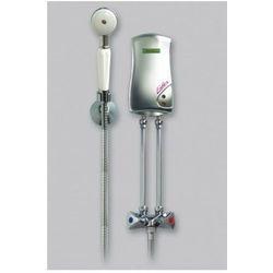 ELEKTROMET LIDER Prysznicowy przepływowy ogrzewacz wody 4,5kW, bezciśnieniowy, biały 251-00-451 (bojler)