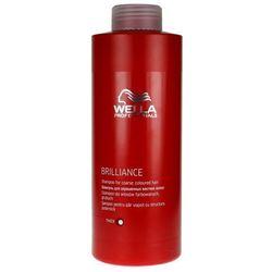 brilliance - odżywka do grubych włosów farbowanych 1000ml od producenta Wella