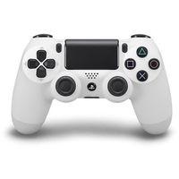 Pad Sony DualShock 4 biały (0711719453116)