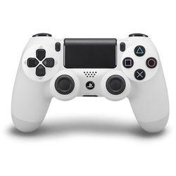 Sony Pad  dualshock 4 biały, kategoria: gamepady