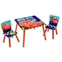 Stolik i krzesełka Cars - DARMOWA DOSTAWA!!! (5013138661666)