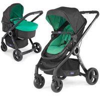 Wózek Chicco Urban Plus 2w1 Green Wave