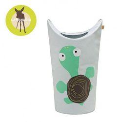 Lassig Kosz na zabawki lub pranie Wildlife Żółw - sprawdź w wybranym sklepie