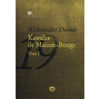 Kawaler de Maison-Rouge Tom 1 + CD (kategoria: Poezja)