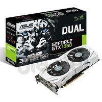 ASUS GeForce GTX 1060 DUAL 3GB GDDR5 192 bit, DUAL-GTX1060-3G
