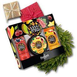 Farmona Zestaw prezentowy Tutti Frutti Mango&Brzoskwinia /olejek+mus+peeling/ z kategorii Pozostałe kosmetyki